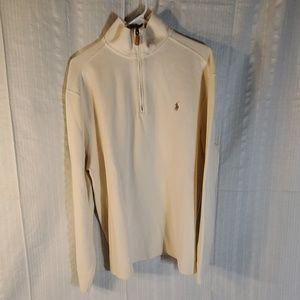 Polo by Ralph Lauren cream colored sweater